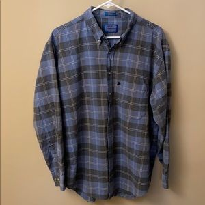 Vintage Pendelton Mens XL blue
